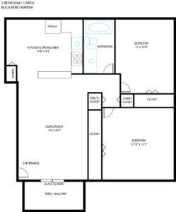 Floorplan_2Bedroom_1Bath