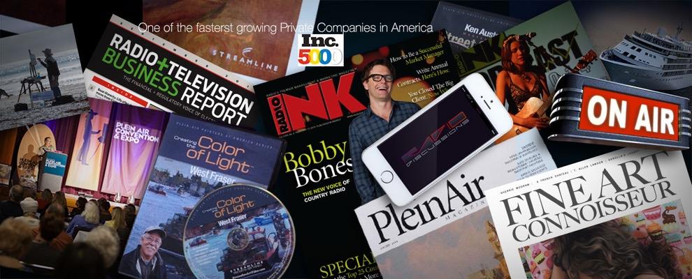 streamline publishing